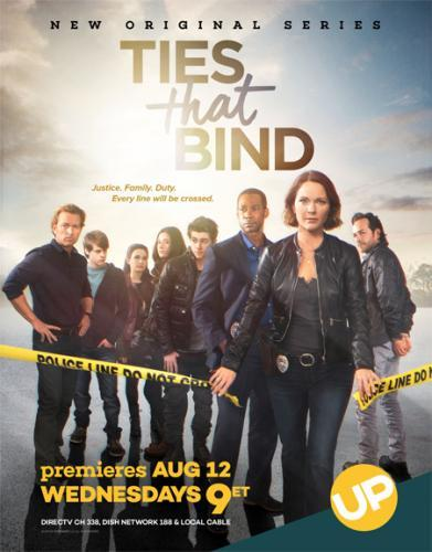 Ties That Bind next episode air date poster