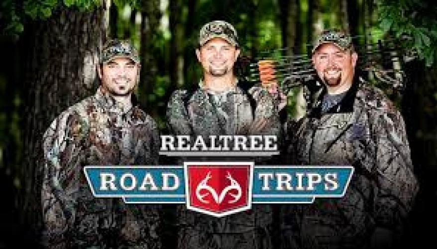 Realtree Roadtrips With Michael Waddell next episode air date poster
