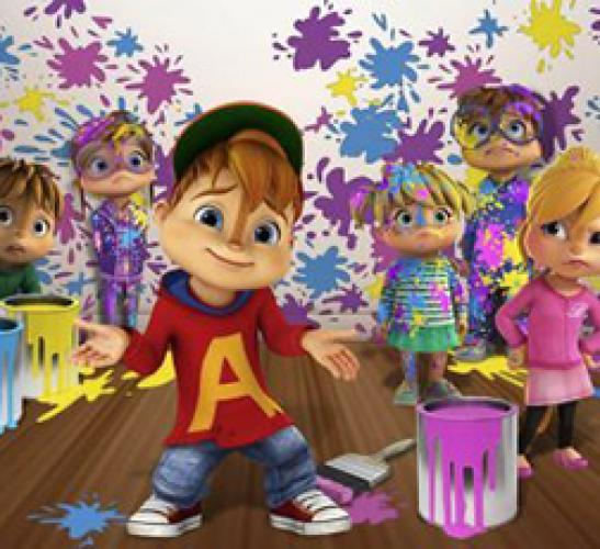 Alvinnn!!! and the Chipmunks next episode air date poster