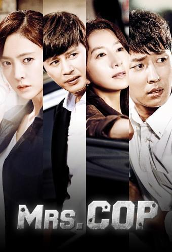 Mrs. Cop next episode air date poster