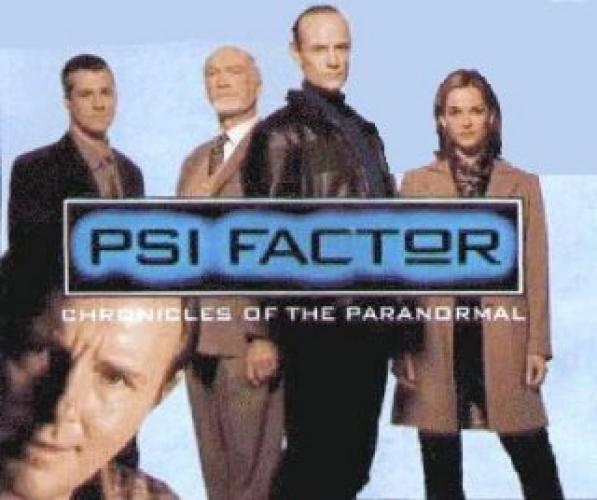 Psi Factor: Chronicles of the Paranormal next episode air date poster