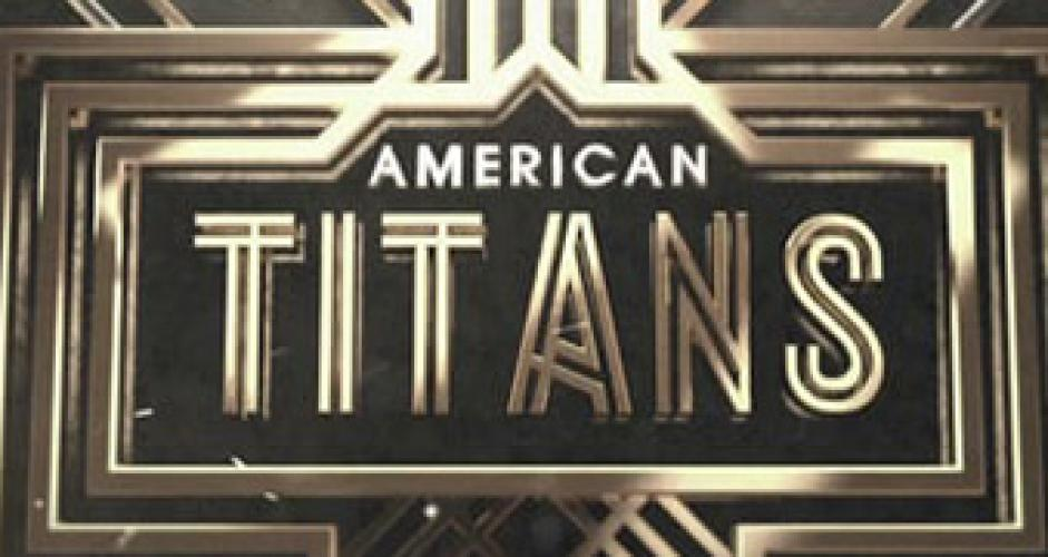 American Titans next episode air date poster