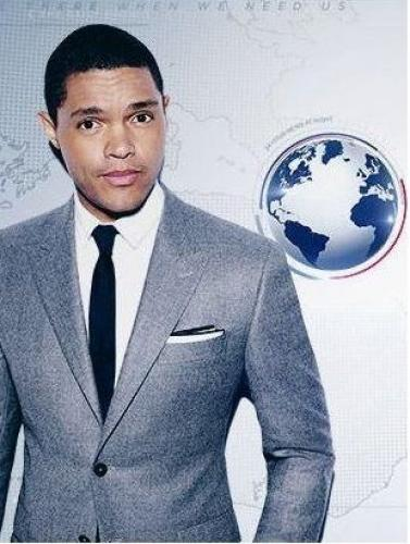 The Daily Show with Trevor Noah next episode air date poster