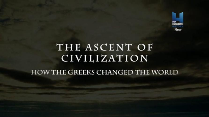 The Ascent Of Civilisations next episode air date poster