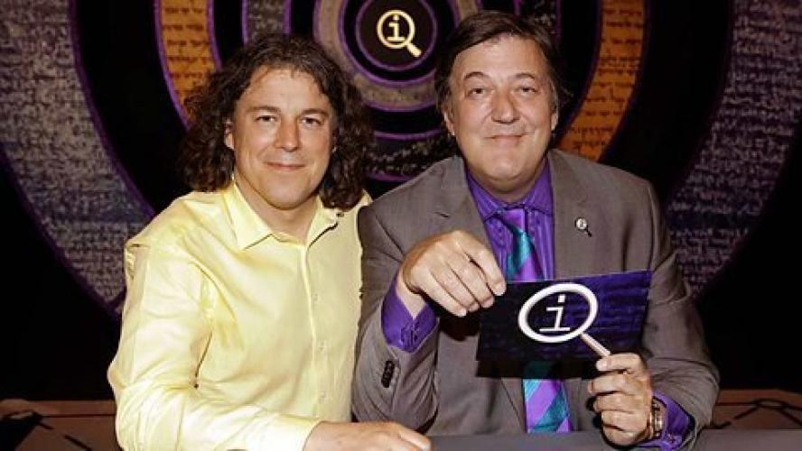 QI next episode air date poster