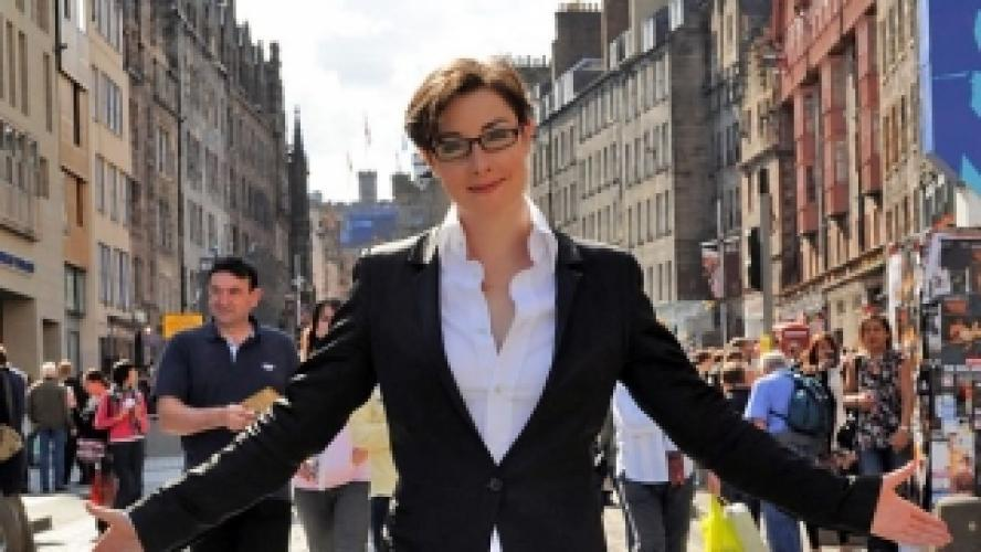 Sue Perkins' Big Night Out next episode air date poster