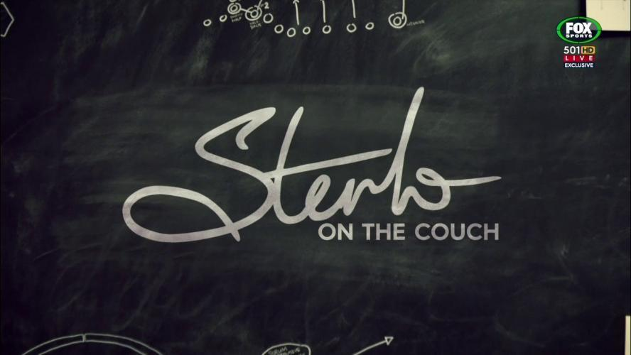 Sterlo on the Couch next episode air date poster