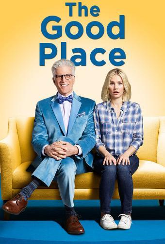 The Good Place next episode air date poster