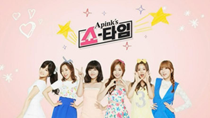 Apink's Showtime next episode air date poster