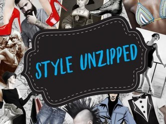 Style Unzipped next episode air date poster