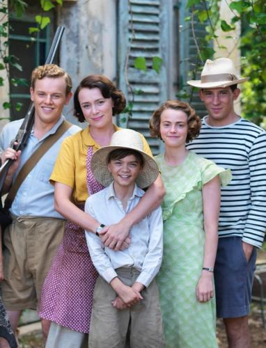 The Durrells next episode air date poster