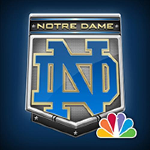 Notre Dame Football next episode air date poster