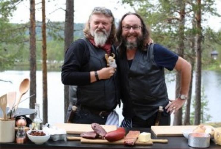 The Hairy Bikers' Northern Exposure next episode air date poster