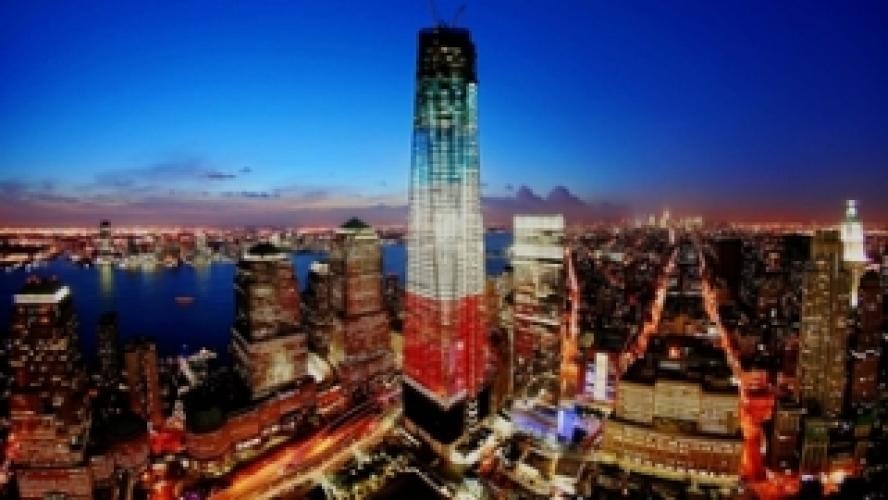 The World Trade Center: Rebuilt next episode air date poster