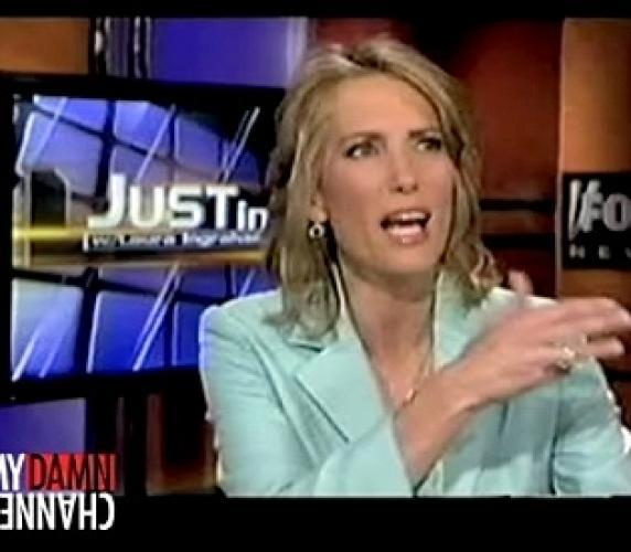 Just In with Laura Ingraham next episode air date poster