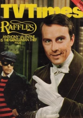 Raffles next episode air date poster