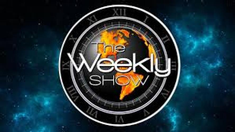 The Weekly Show next episode air date poster