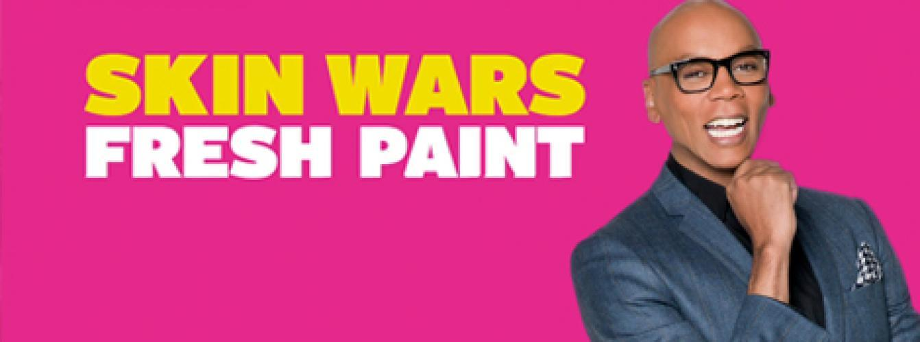 Skin Wars: Fresh Paint next episode air date poster