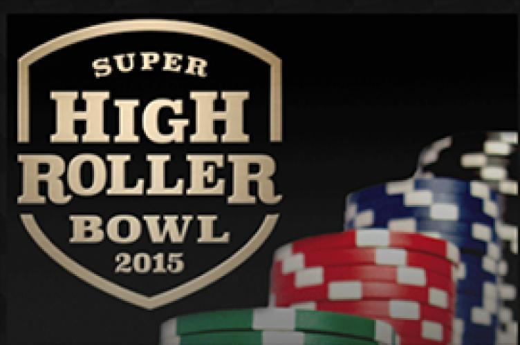 Super High Roller Bowl next episode air date poster
