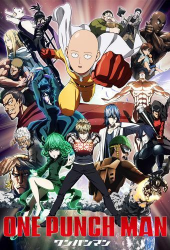 One-Punch Man next episode air date poster