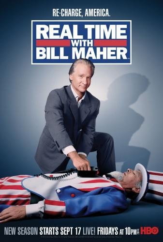 Real Time with Bill Maher next episode air date poster