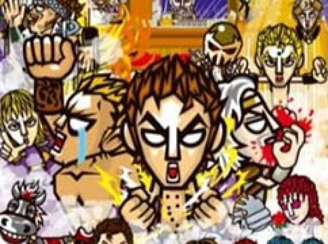 DD Hokuto no Ken next episode air date poster