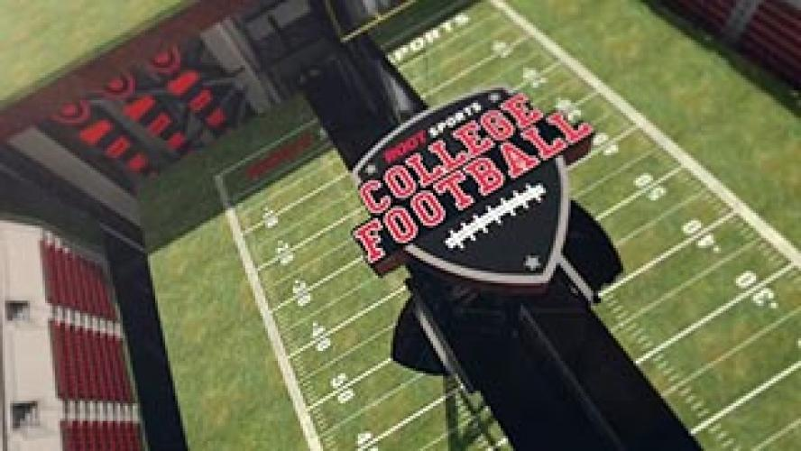 College Football on ROOT Sports next episode air date poster
