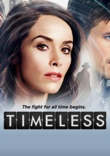 Timeless next episode air date poster