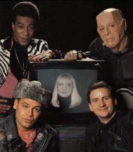 Red Dwarf next episode air date poster