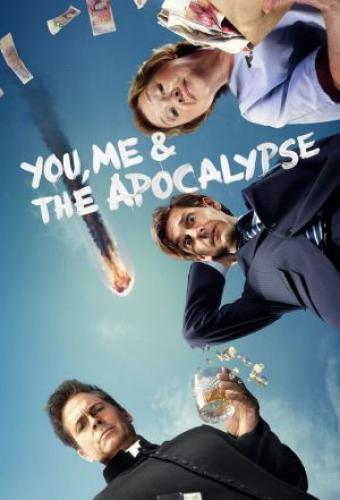 You, Me and the Apocalypse next episode air date poster