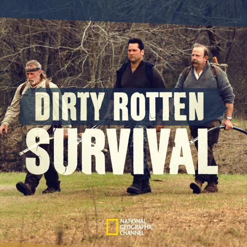 Dirty Rotten Survival next episode air date poster