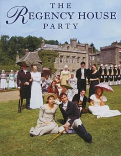 Regency House Party next episode air date poster