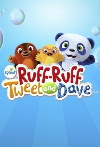 Ruff-Ruff, Tweet & Dave next episode air date poster