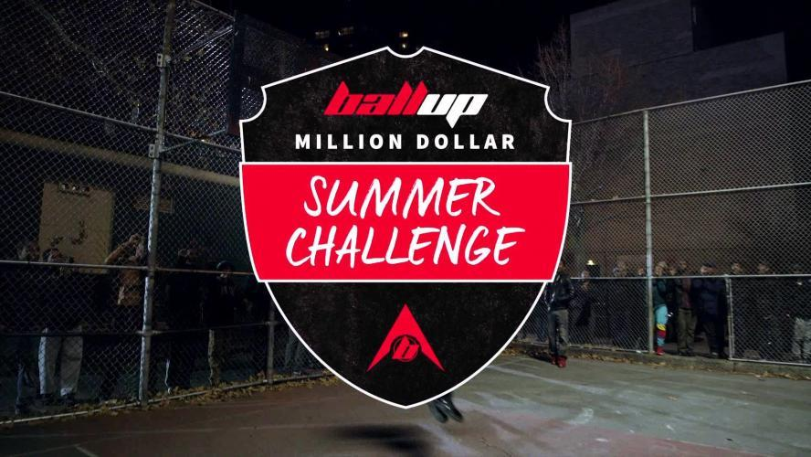 Ball Up Million Dollar Summer Challenge next episode air date poster