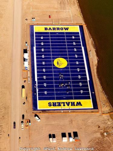 Football Town: Barrow, Alaska next episode air date poster