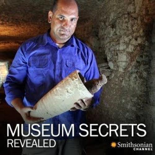 Museum Secrets Revealed next episode air date poster