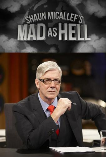 Shaun Micallef's MAD AS HELL next episode air date poster