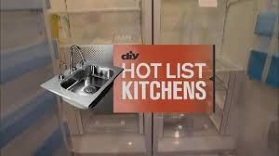 Hot List: Kitchens next episode air date poster