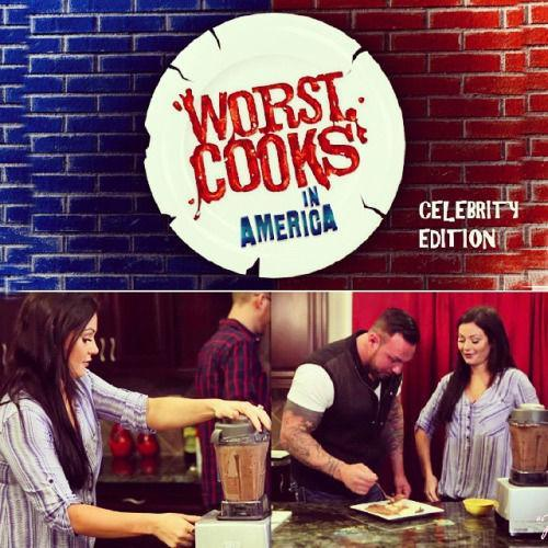 Worst Cooks In America: Celebrity Edition next episode air date poster