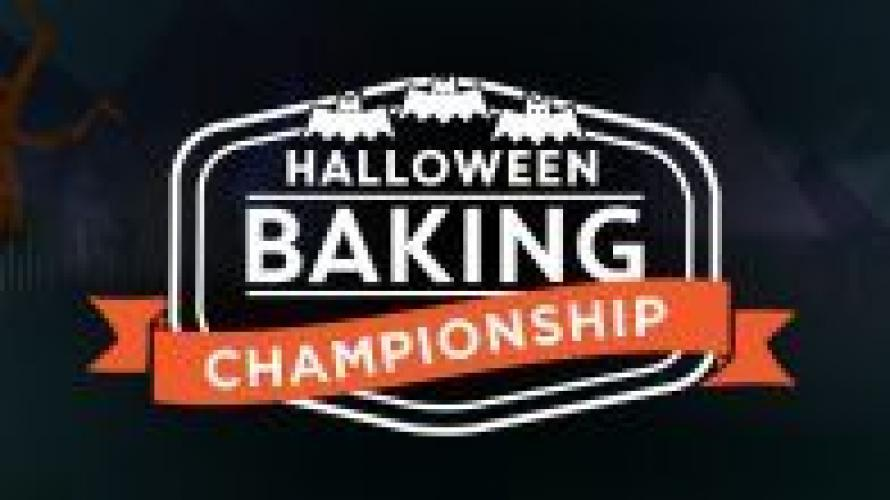 Halloween Baking Championship next episode air date poster