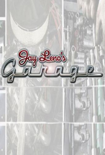 Jay Leno's Garage next episode air date poster