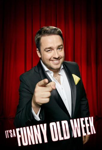 It's a Funny Old Week with Jason Manford next episode air date poster
