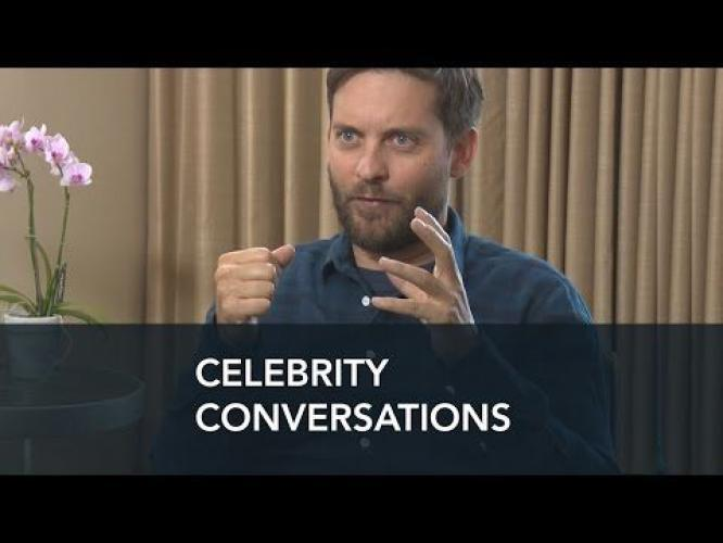 Celebrity Conversations next episode air date poster