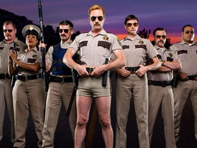 Reno 911! next episode air date poster