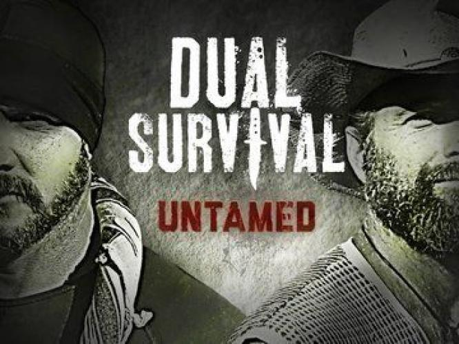 Dual Survival: Untamed next episode air date poster