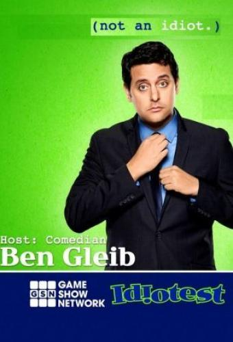 Idiotest next episode air date poster