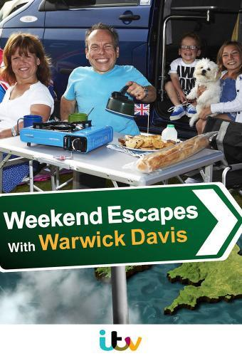 Weekend Escapes with Warwick Davis next episode air date poster