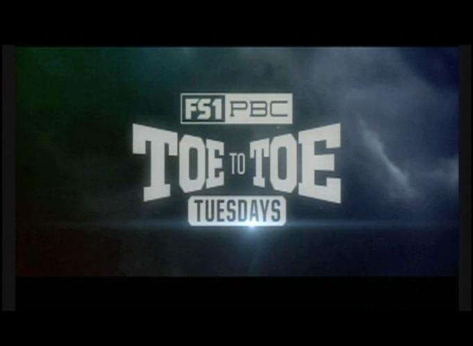 Toe-To-Toe Tuesdays next episode air date poster