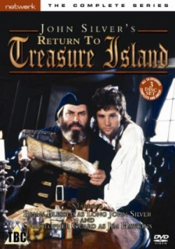 Return to Treasure Island next episode air date poster