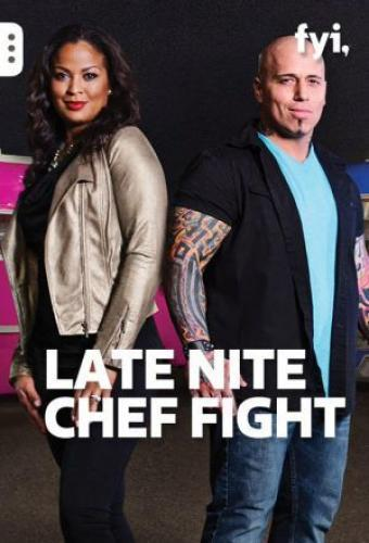 Late Nite Chef Fight next episode air date poster